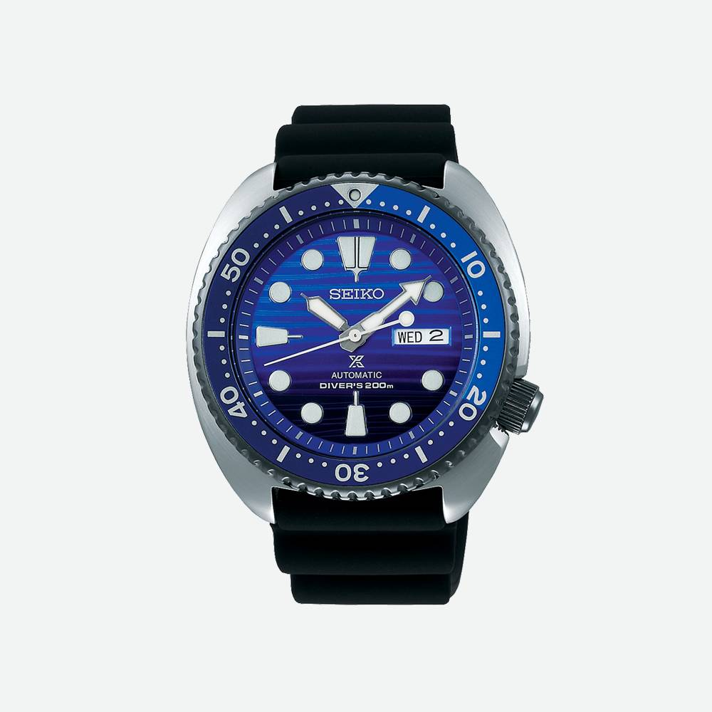 Montre homme Seiko Prospex Diver's Automatic Save The Ocean SRPC91K1