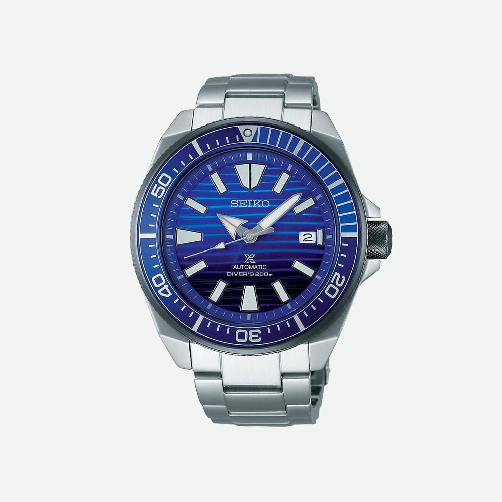 Montre homme Seiko Prospex Diver's Automatic Save The Ocean SRPC93K1