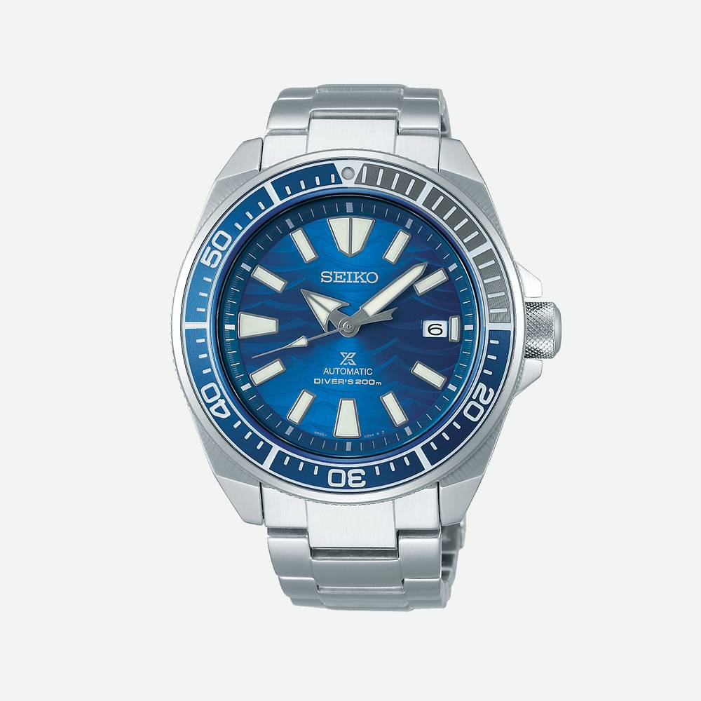 Montre homme Prospex Save The Ocean SRPD23