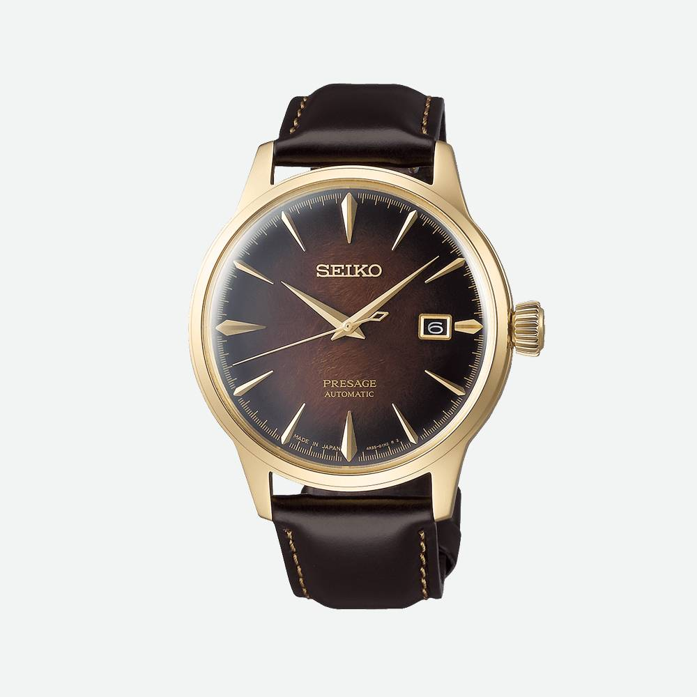 Montre homme Presage Cocktail SRPD36