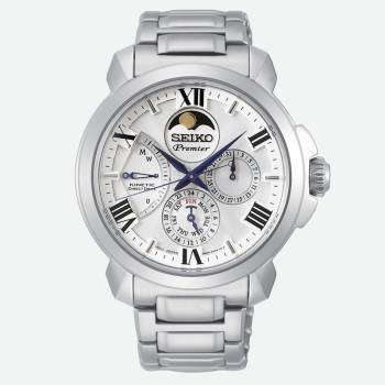 Montre Homme PREMIER ~ Kinetic Phase De Lune
