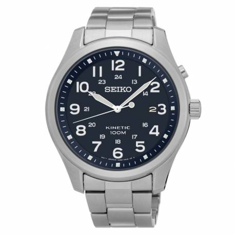 Homme SPORT ~ Kinetic 3 aiguilles/date